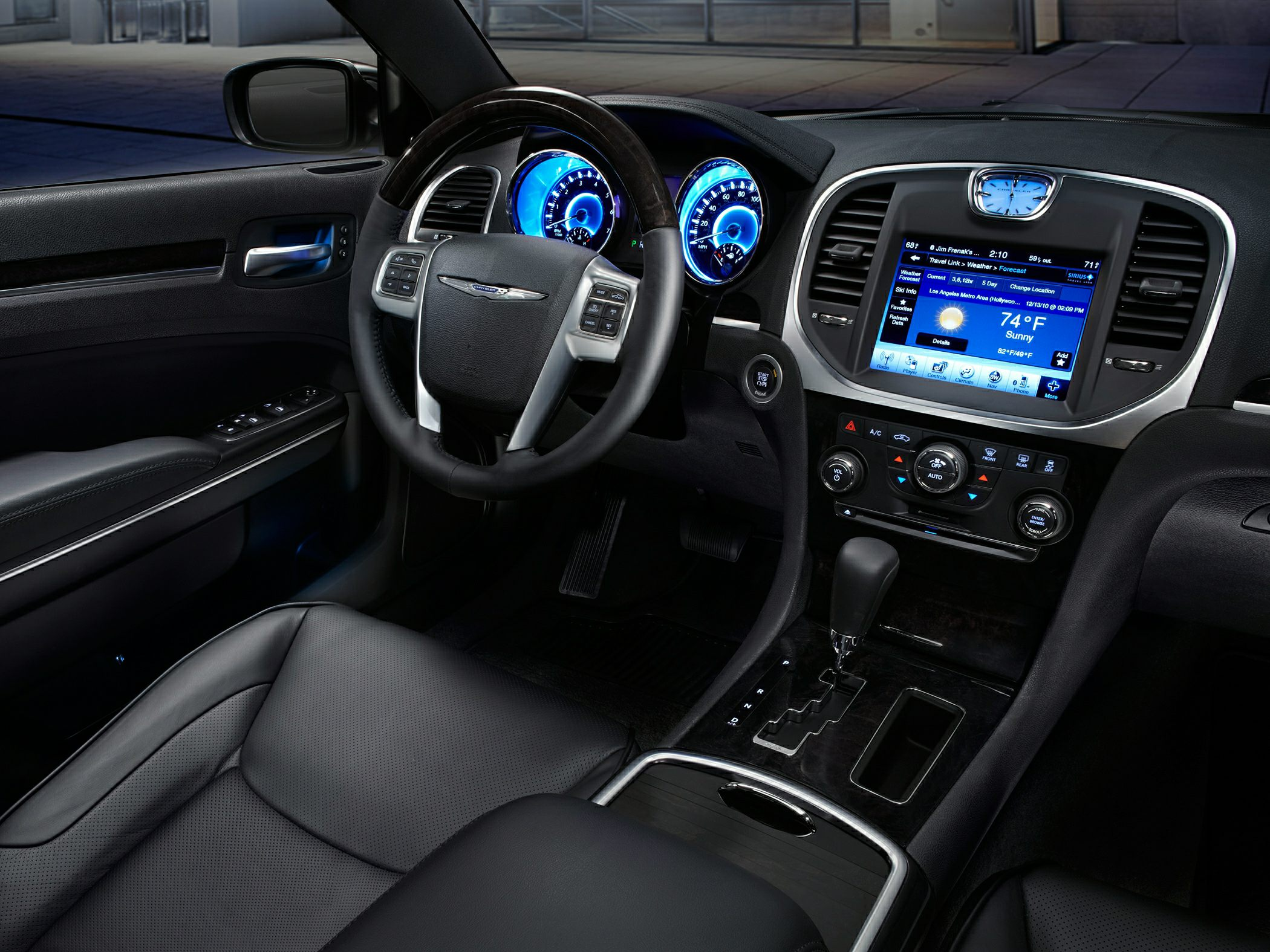 Chrysler 300 2014 #9