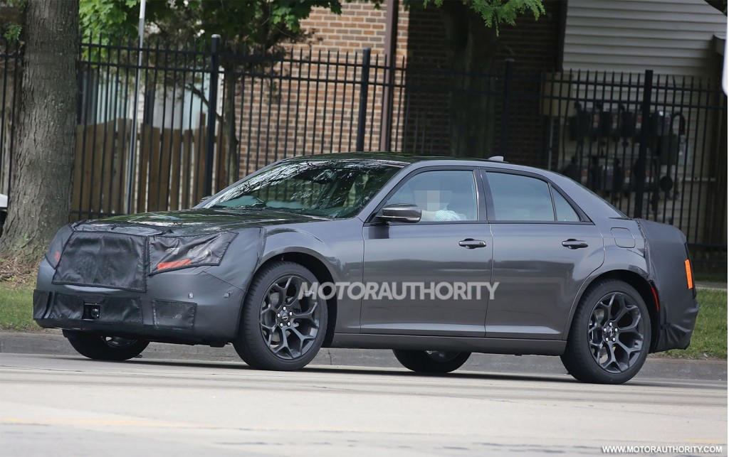 Chrysler 300 2015 #12