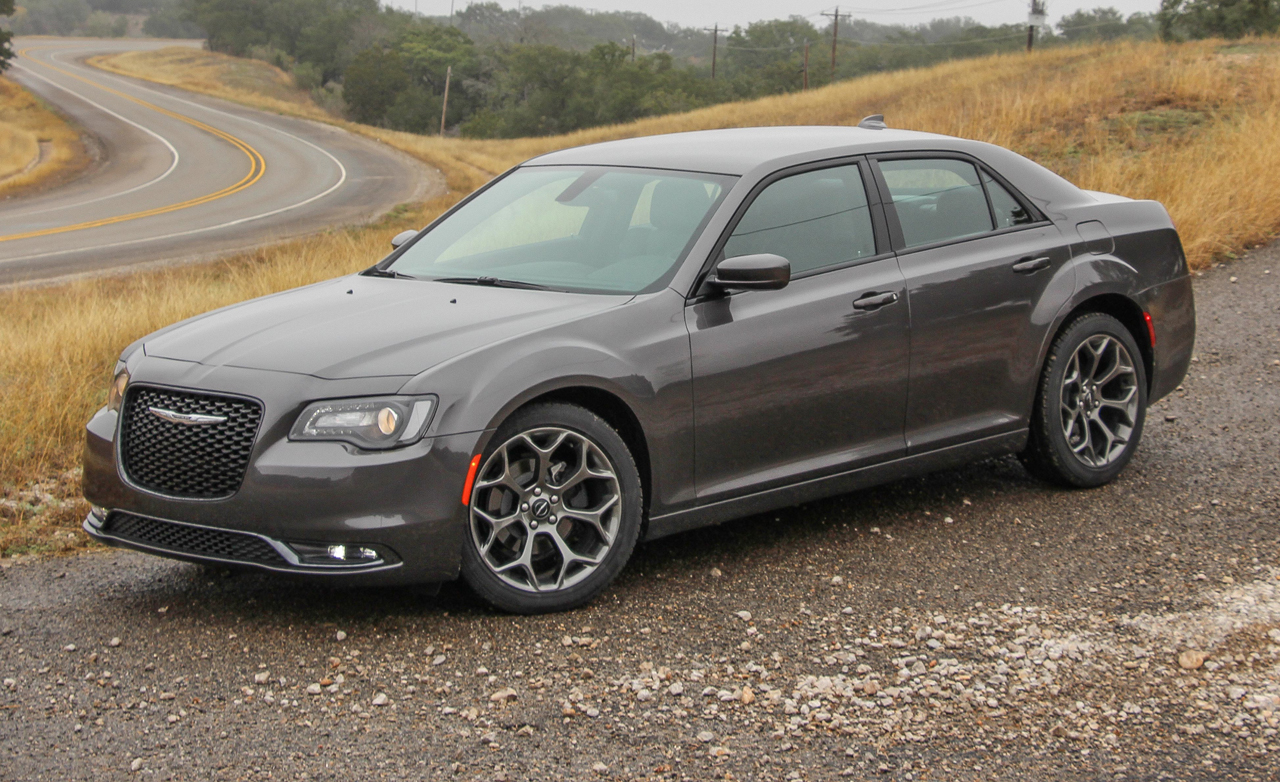 Chrysler 300 2015 #4