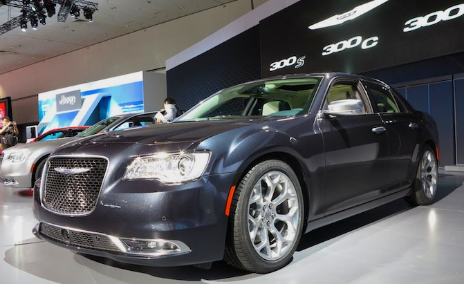 Chrysler 300 2015 #5