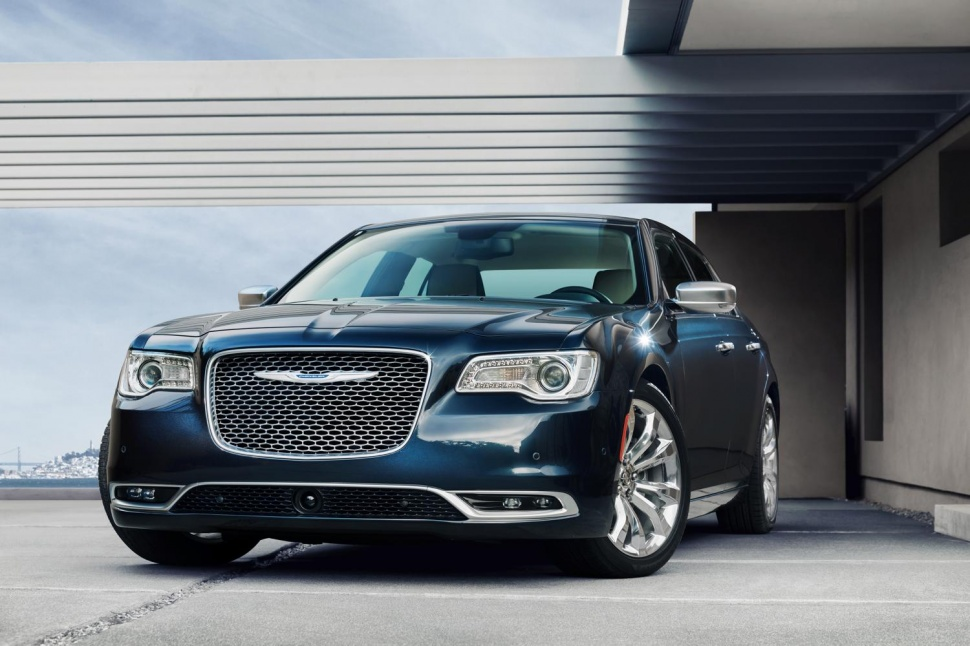 Chrysler 300 2015 #8