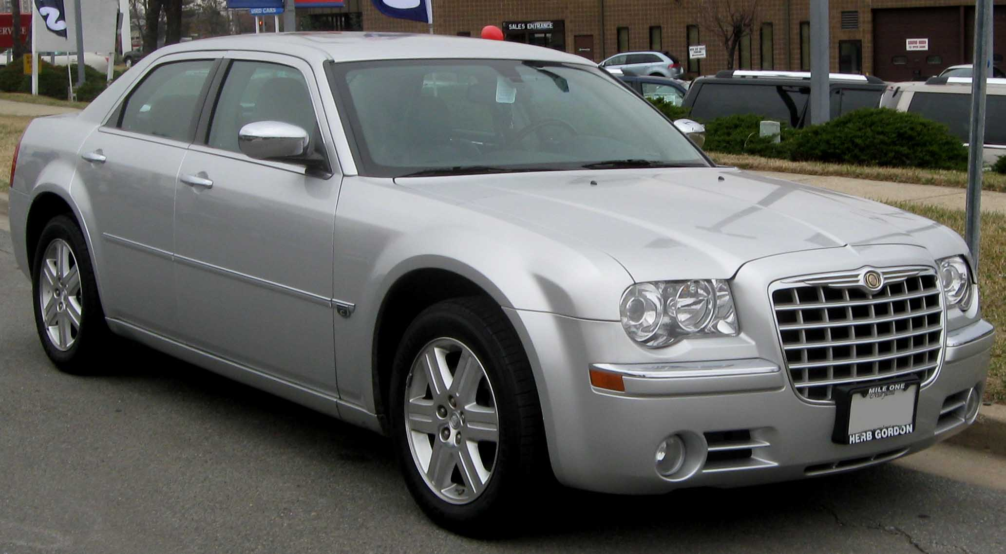 Chrysler 300 C #28