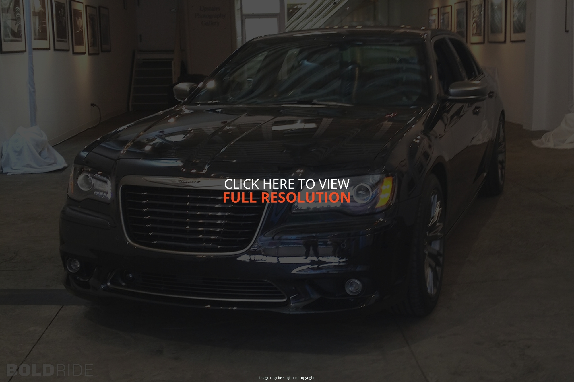 Chrysler 300 C John Varvatos #20