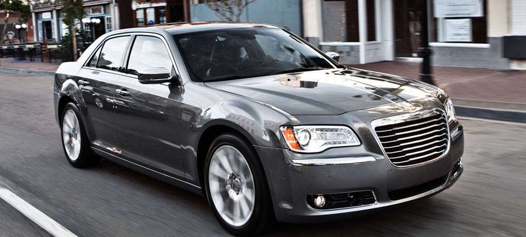 Chrysler 300 Limited #4