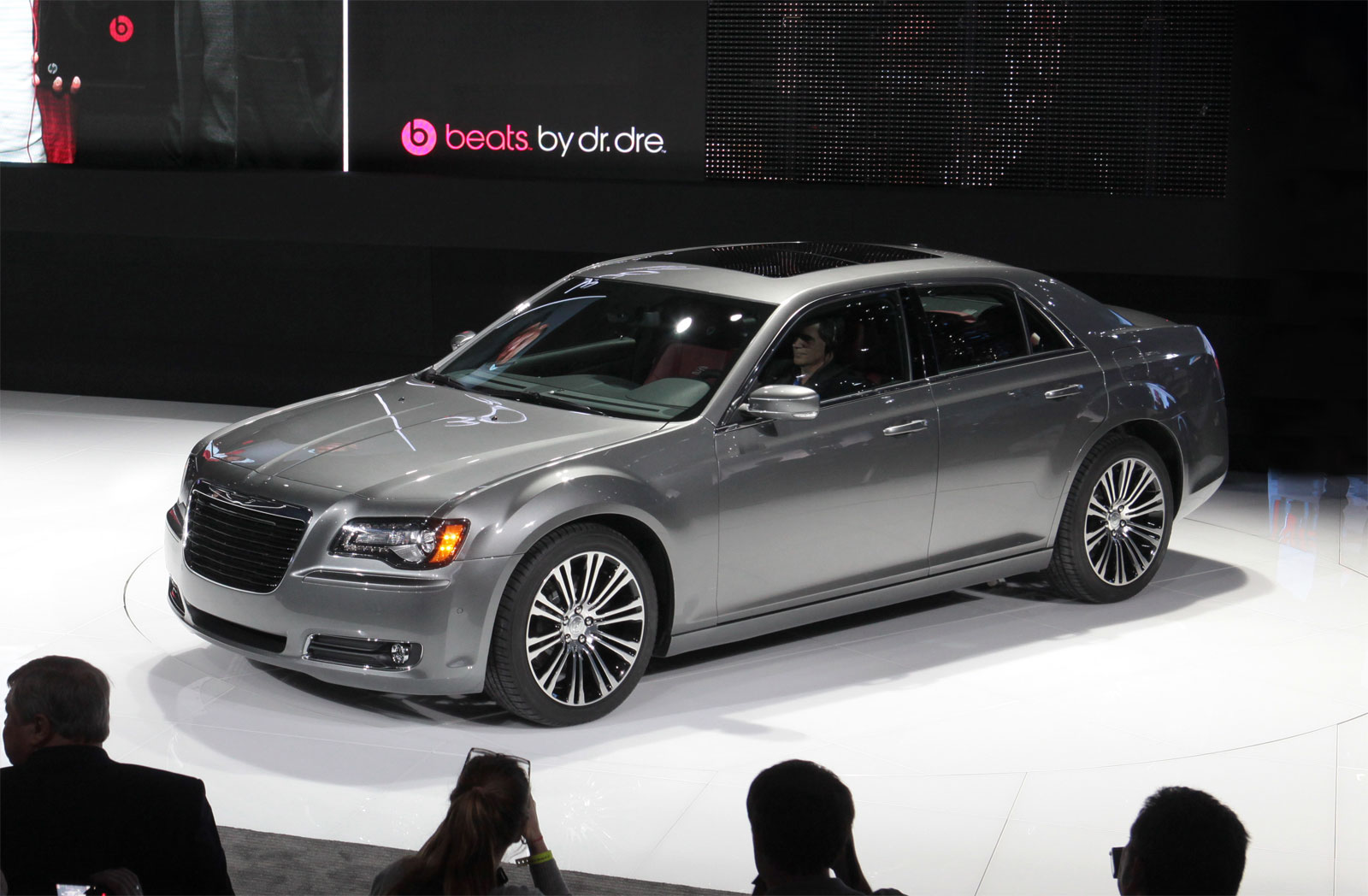 Chrysler 300 S V6 #7