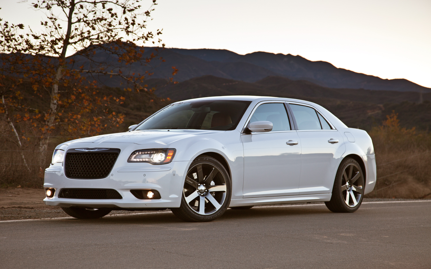 Chrysler 300 SRT8 #21