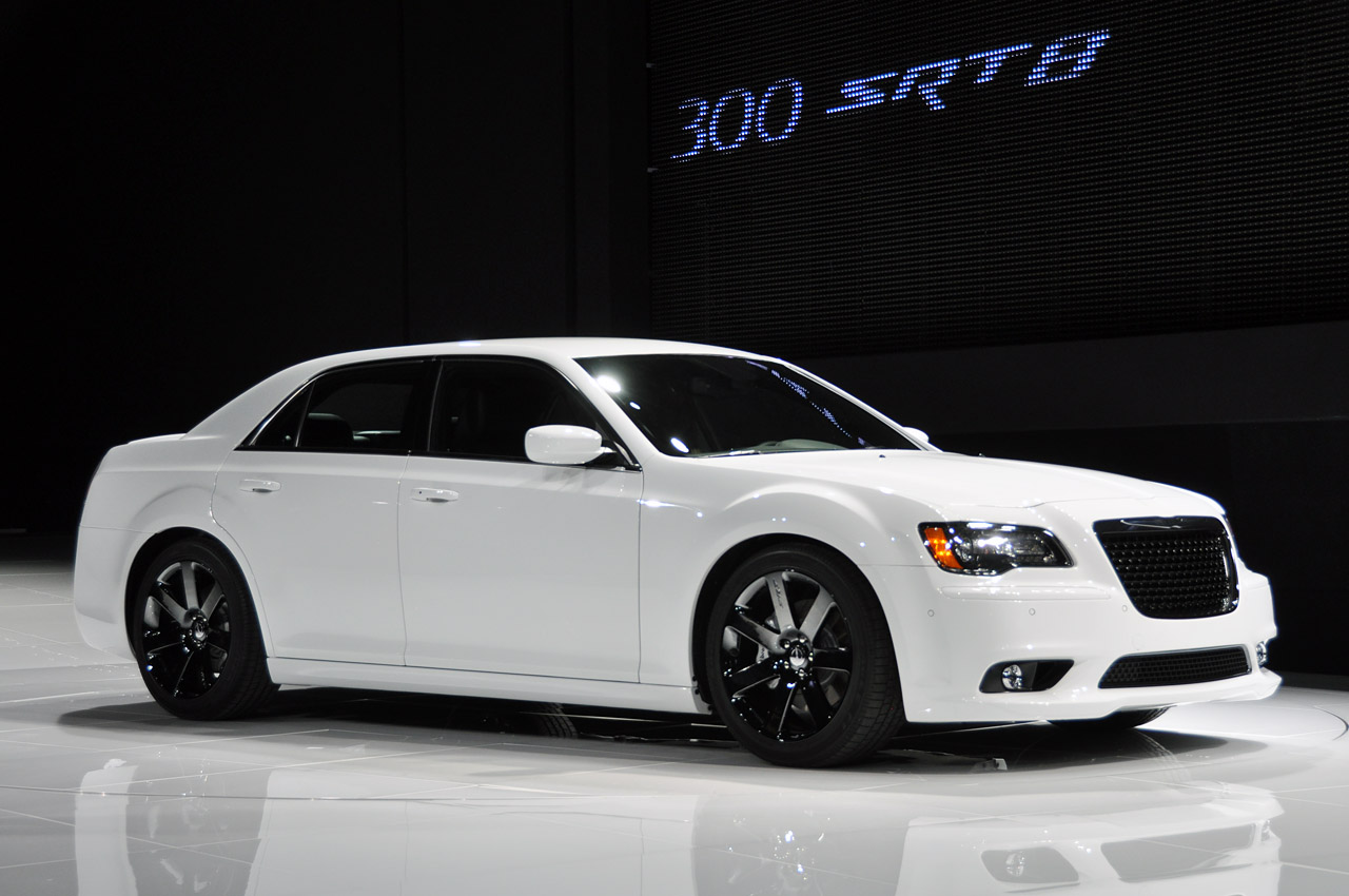 Chrysler 300 SRT8 #22