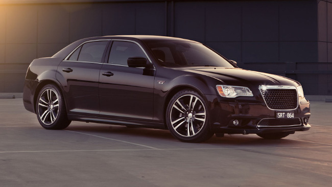 Chrysler 300 SRT8 Core #1