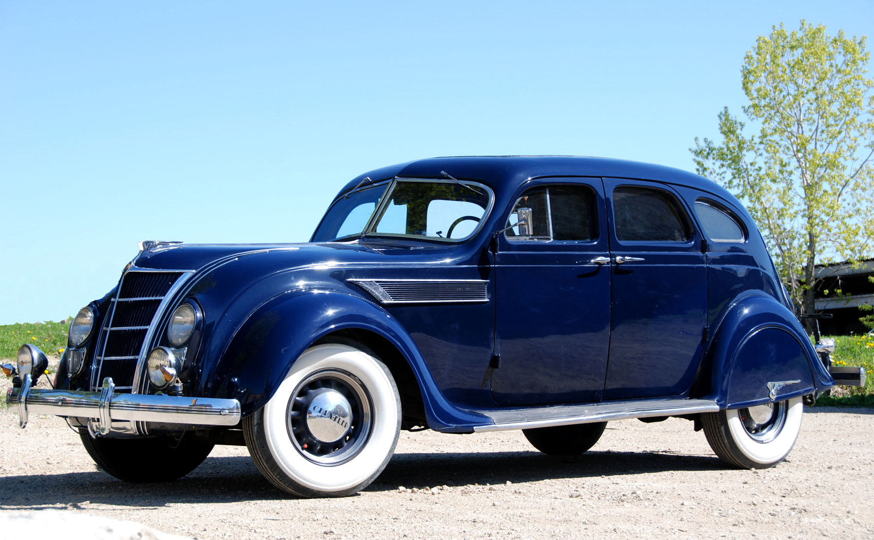 1935 Chrysler Airflow Information And Photos Momentcar
