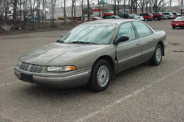 Used 1995 Chrysler LHS Pricing & Features | Edmunds