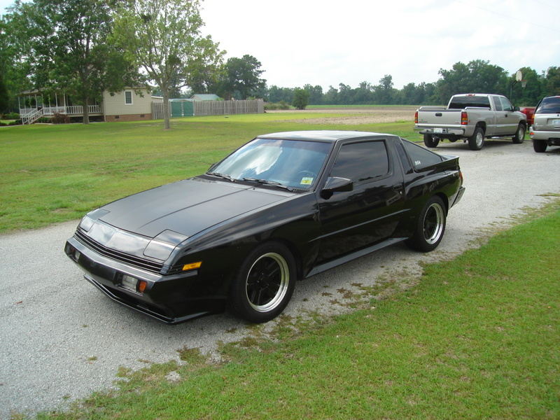 Chrysler Conquest #6