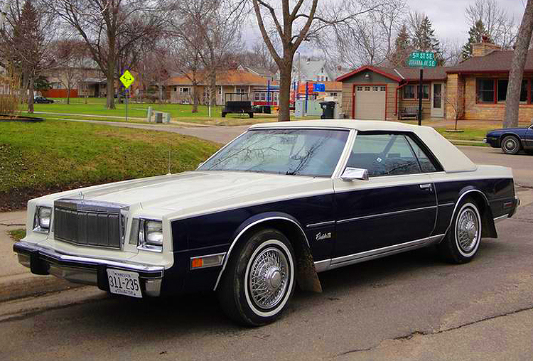 1980 Chrysler Cordoba Information And Photos Momentcar