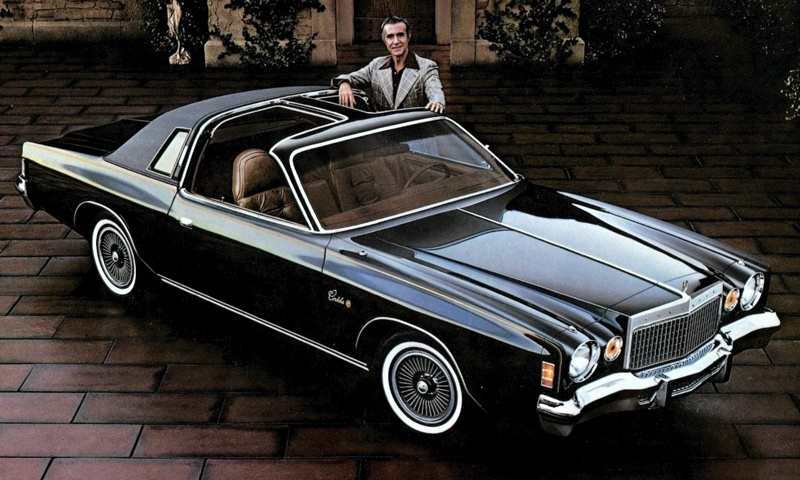 1983 Chrysler Cordoba Information And Photos Momentcar