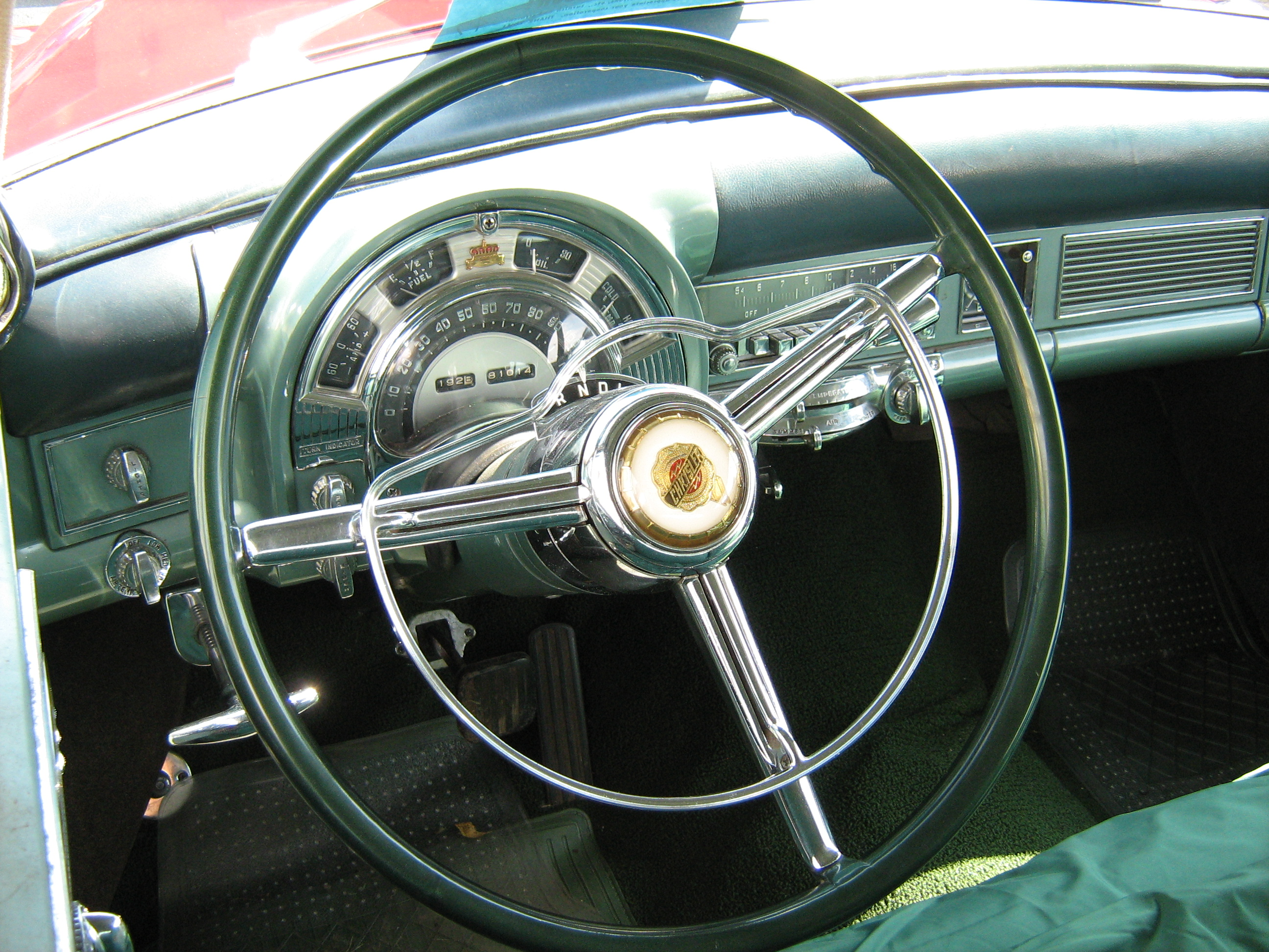 1949 Chrysler Crown Imperial Information And Photos
