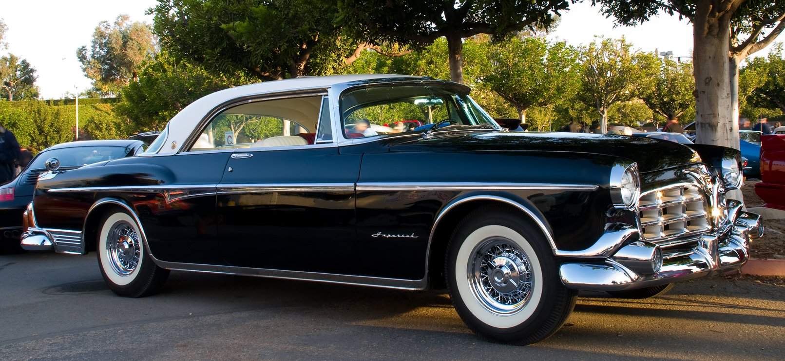 1955 Chrysler Crown Imperial Information And Photos Momentcar