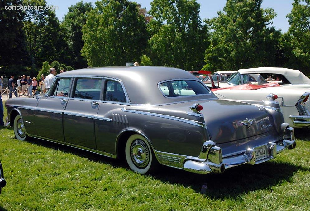 1955 Chrysler Crown Imperial Information And Photos