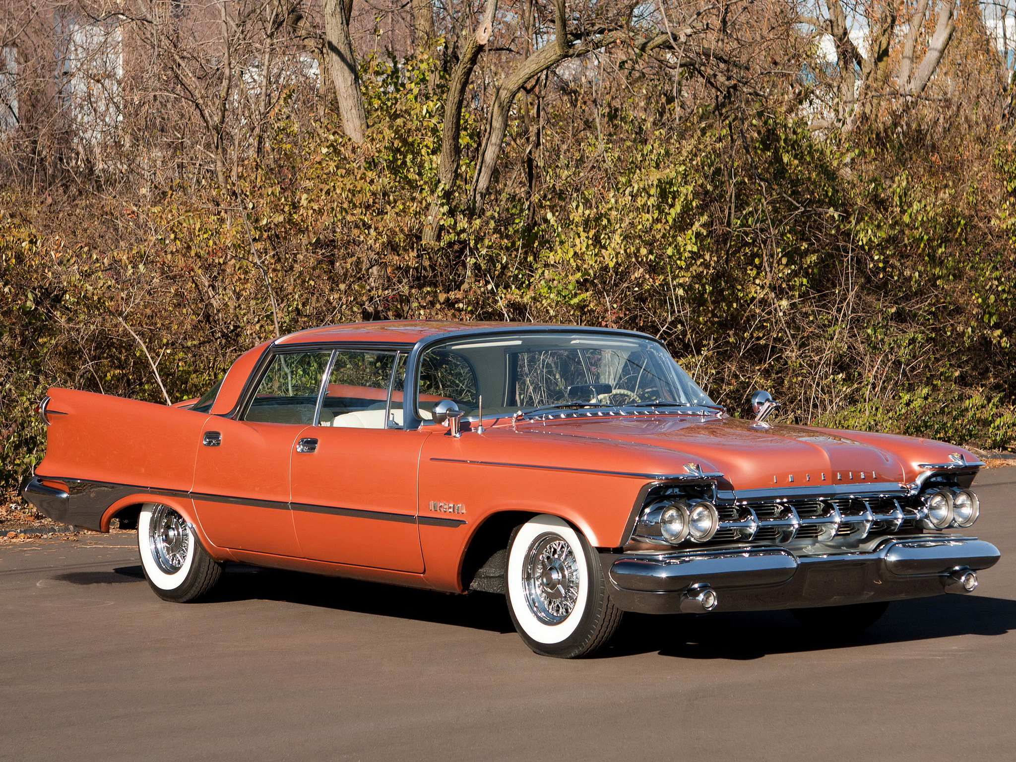 1959 Chrysler Crown Imperial Information And Photos