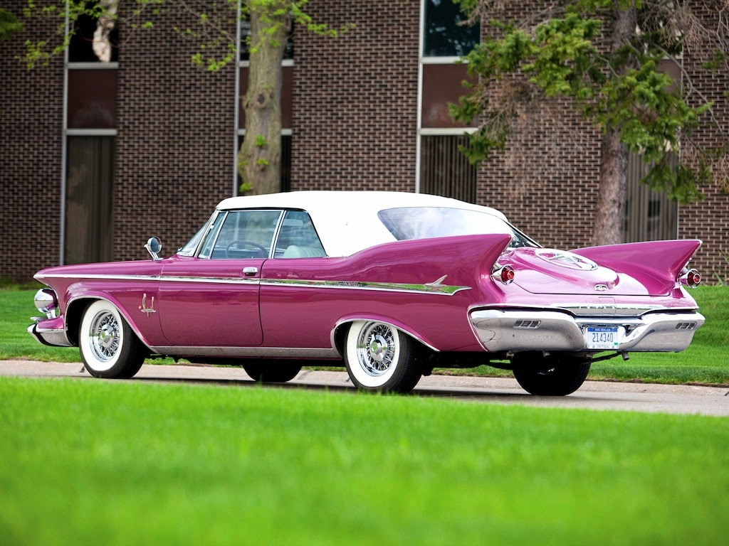 Chrysler Crown Imperial 1961 #13