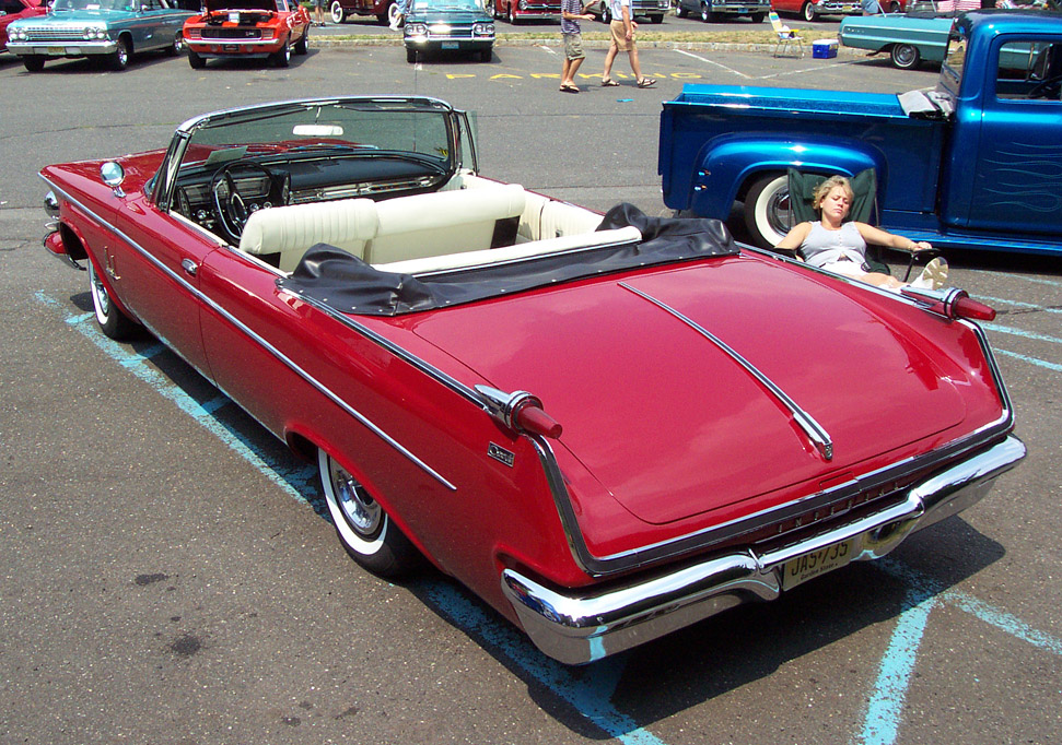 Crown Chrysler Dodge Jeep Ram >> 1962 Chrysler Crown Imperial - Information and photos ...