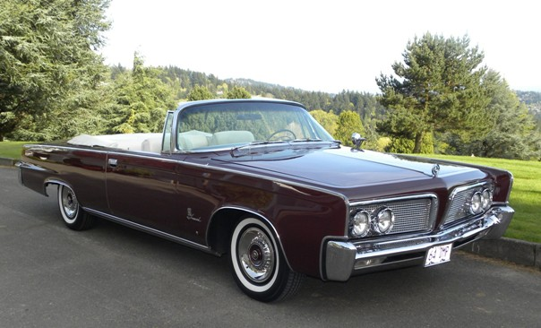 1964 Chrysler Crown Imperial Information And Photos