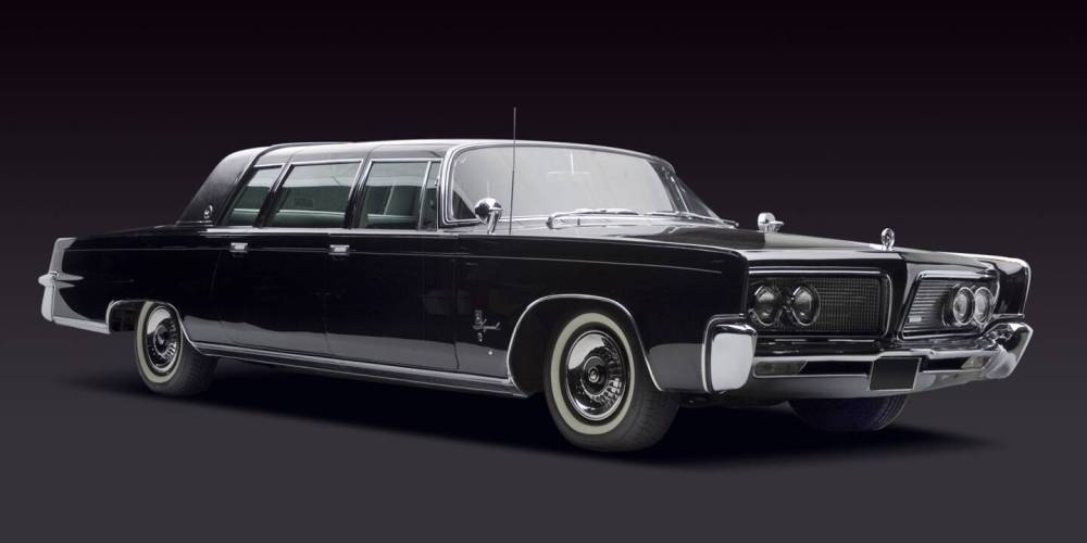 1964 Chrysler Crown Imperial - Information and photos ...