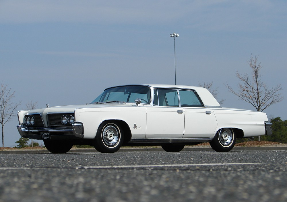 1964 Chrysler Crown Imperial Information And Photos Momentcar