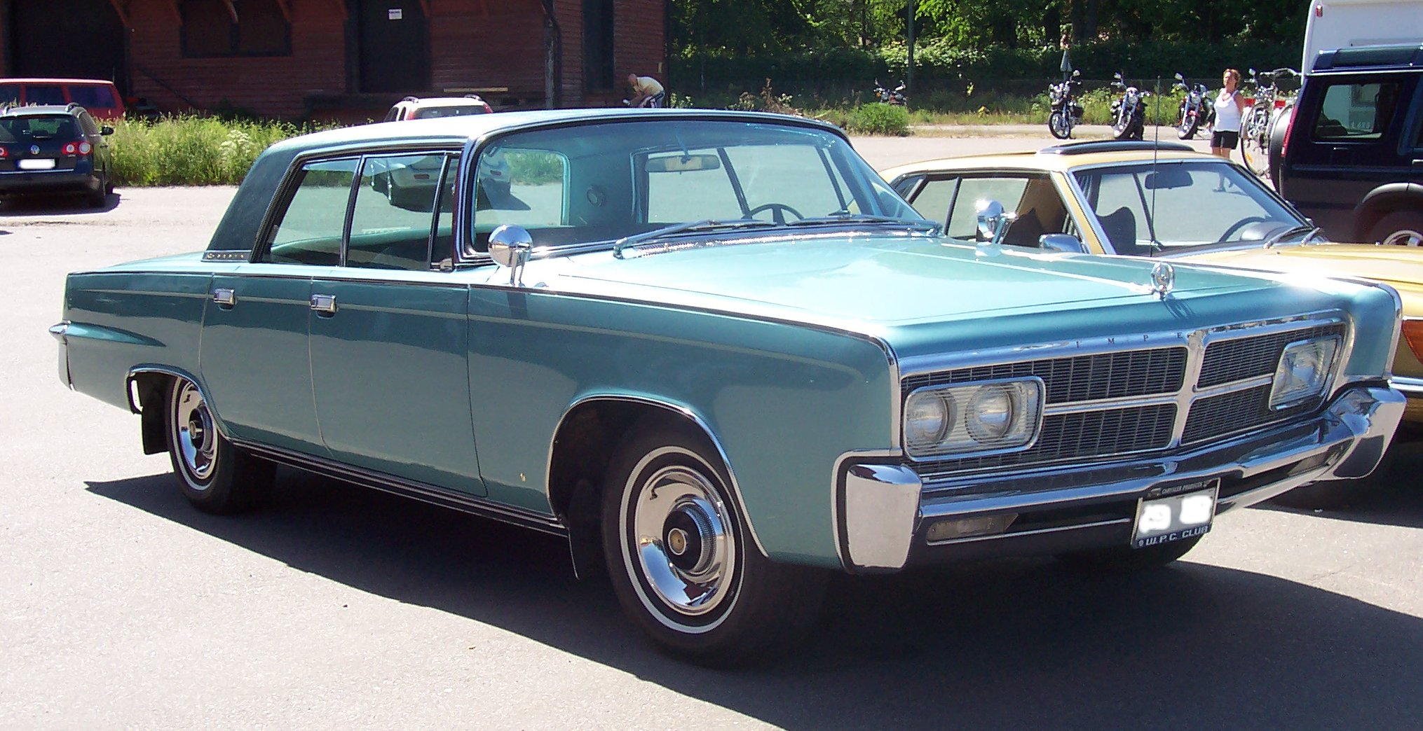 1965 Chrysler Crown Imperial Information And Photos