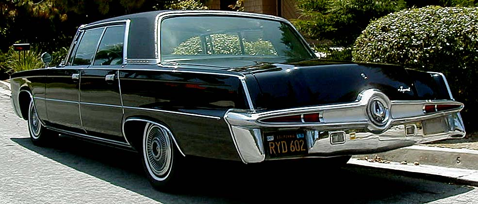 1966 Chrysler Crown Imperial Information And Photos