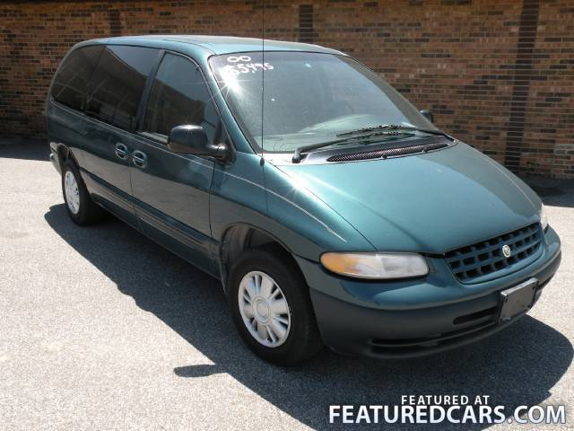 chrysler voyager 2000 - photo #24