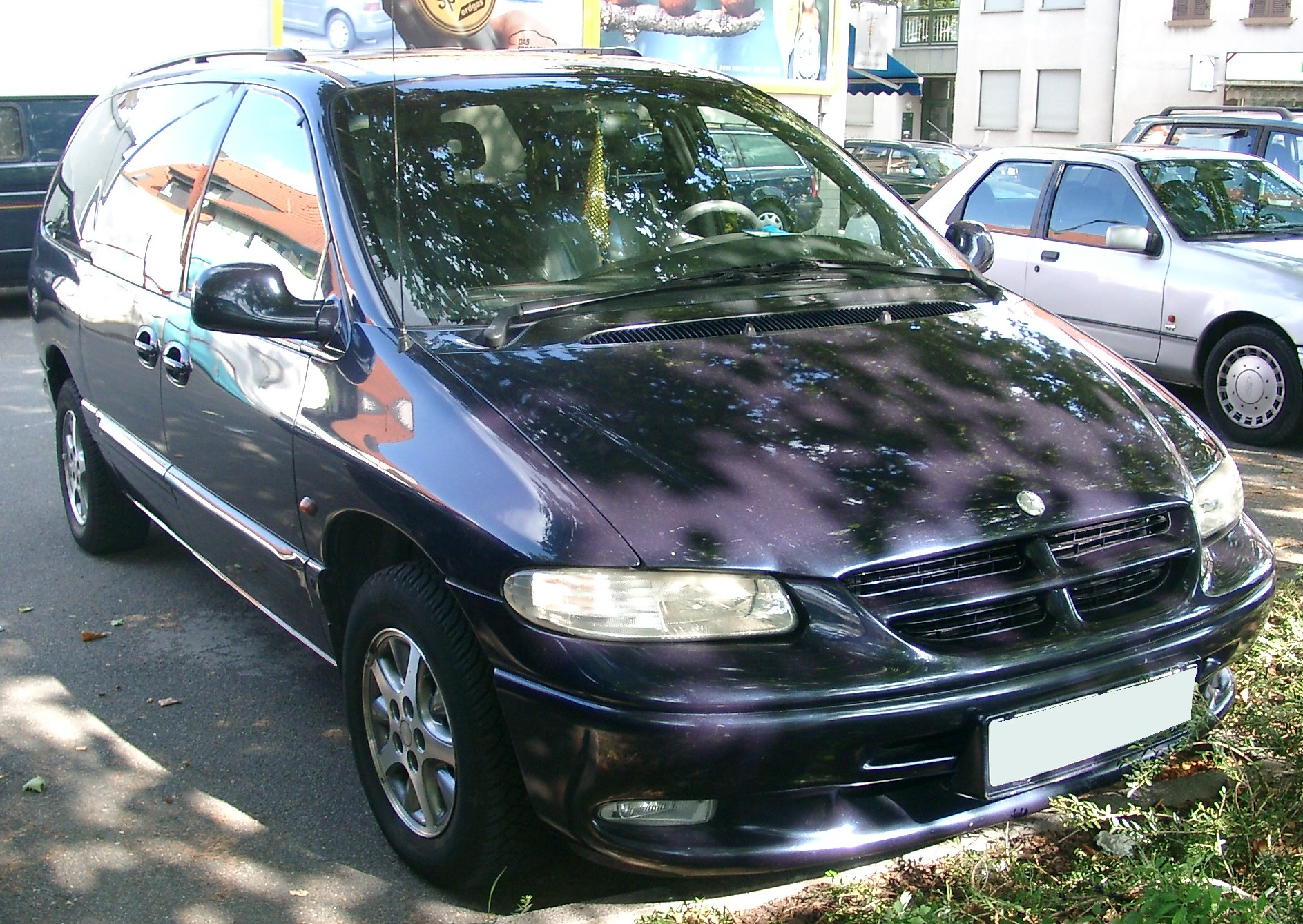 2000 chrysler grand voyager information and photos momentcar. Black Bedroom Furniture Sets. Home Design Ideas