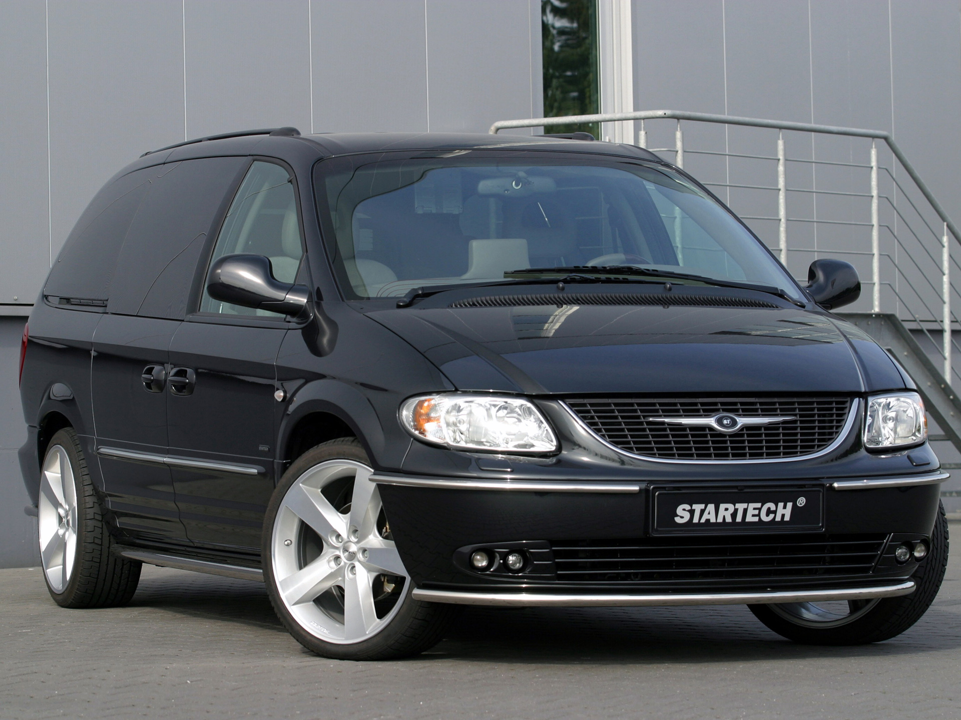 chrysler voyager 2000 - photo #25