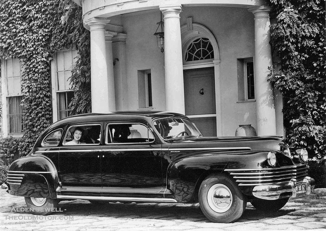 1940 Chrysler Imperial Information And Photos MOMENTcar