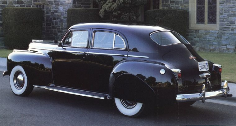1941 Chrysler Imperial Information And Photos Momentcar