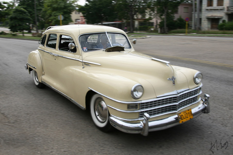1948 Chrysler Imperial Information And Photos Momentcar