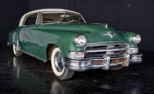 Town And Country Honda >> 1951 Chrysler Imperial - Information and photos - MOMENTcar