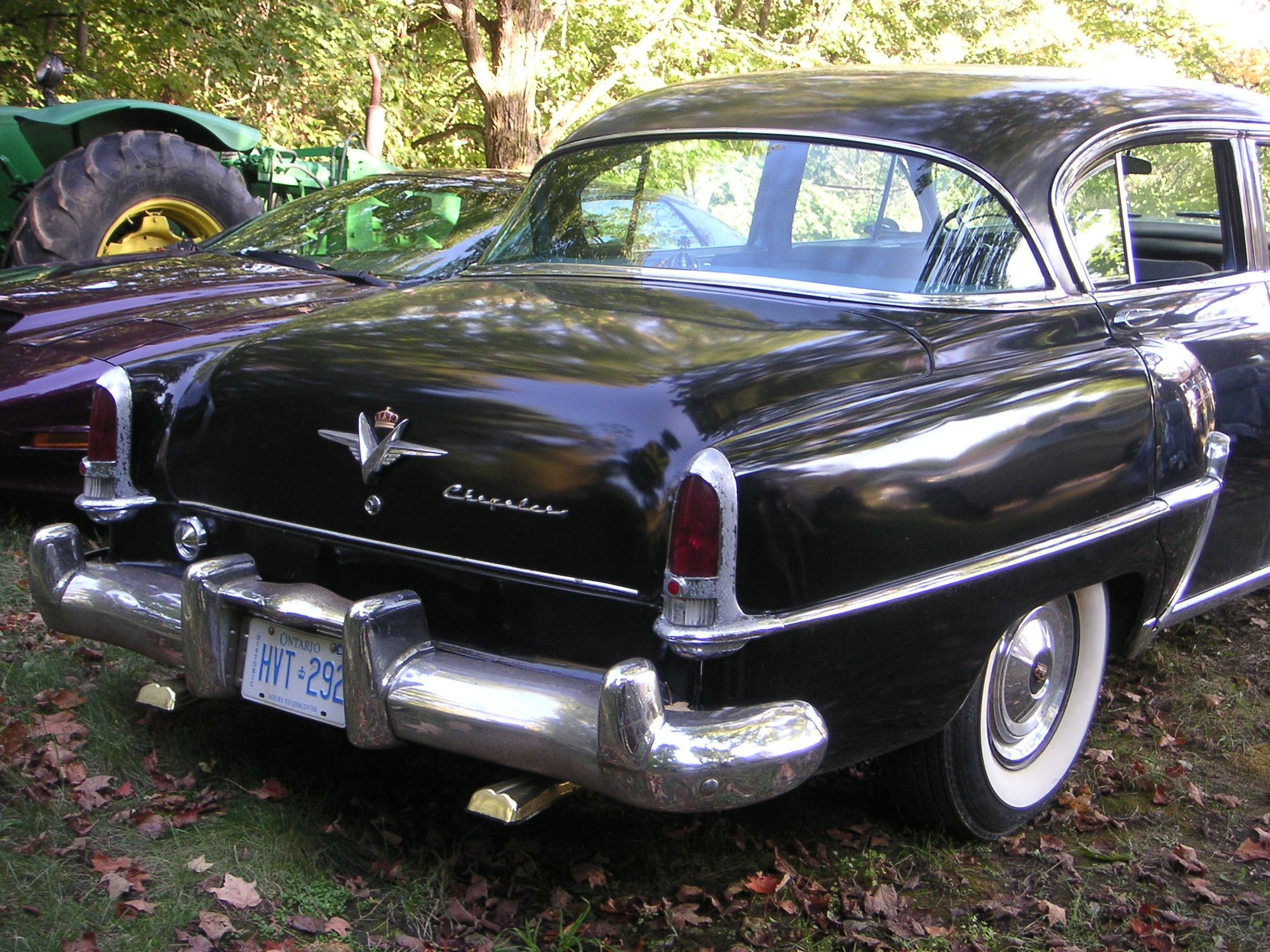 1954 Chrysler Imperial Information And Photos Momentcar