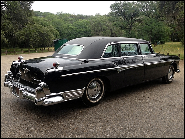 1955 Chrysler Imperial Information And Photos Momentcar