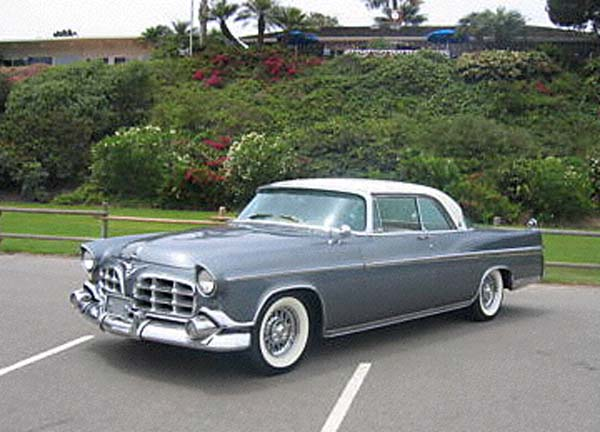 1956 chrysler imperial information and photos momentcar for Garage peugeot le baron brunoy