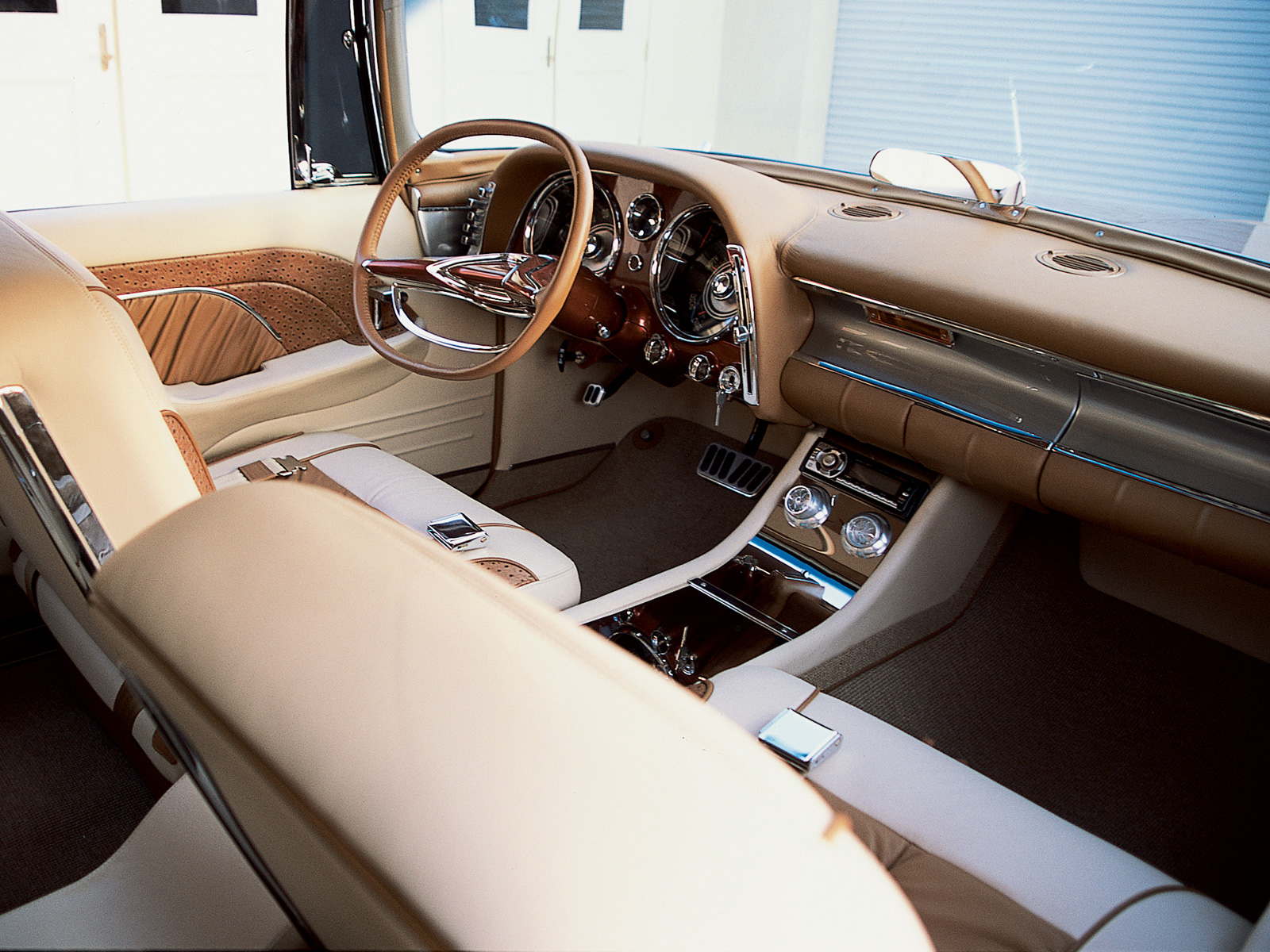 1957 chrysler imperial information and photos momentcar. Black Bedroom Furniture Sets. Home Design Ideas