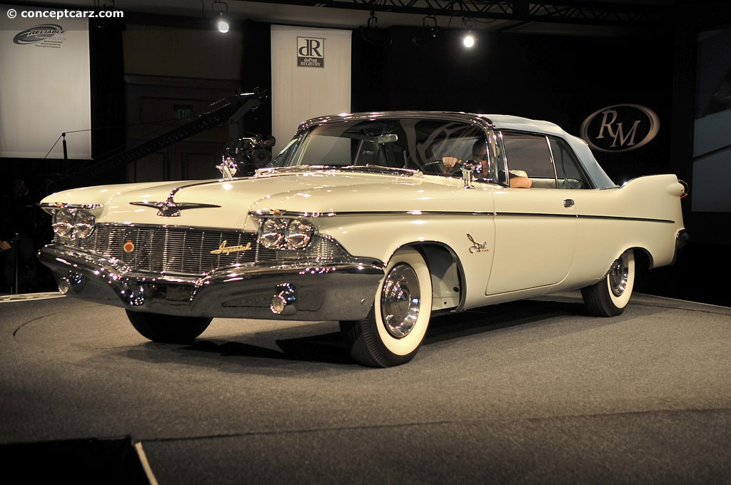 1960 Chrysler Imperial Information And Photos Momentcar