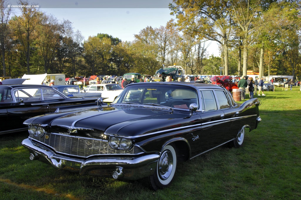 1960 Chrysler Imperial - Information and photos - MOMENTcar