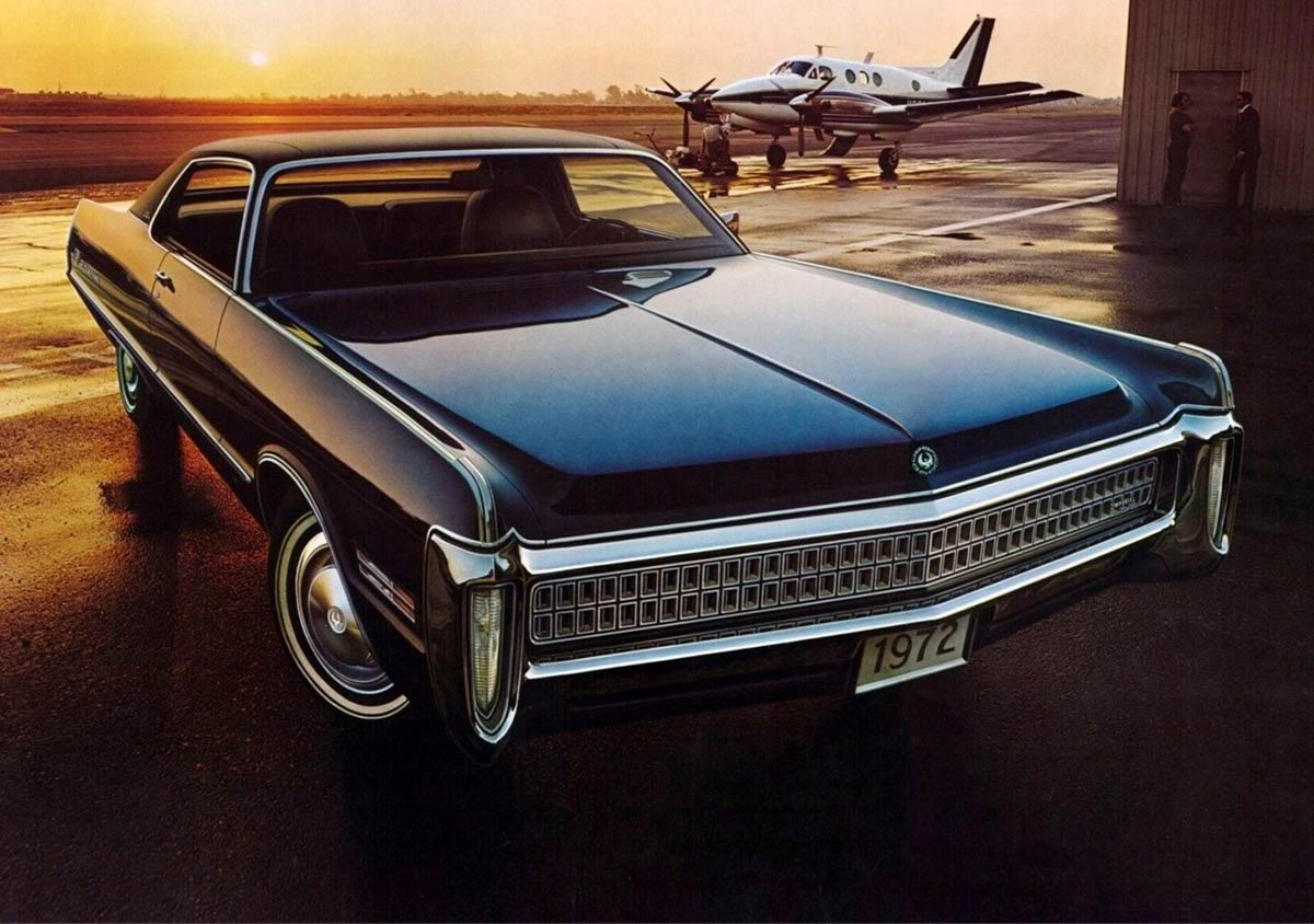 1972 Chrysler Imperial Information And Photos Momentcar