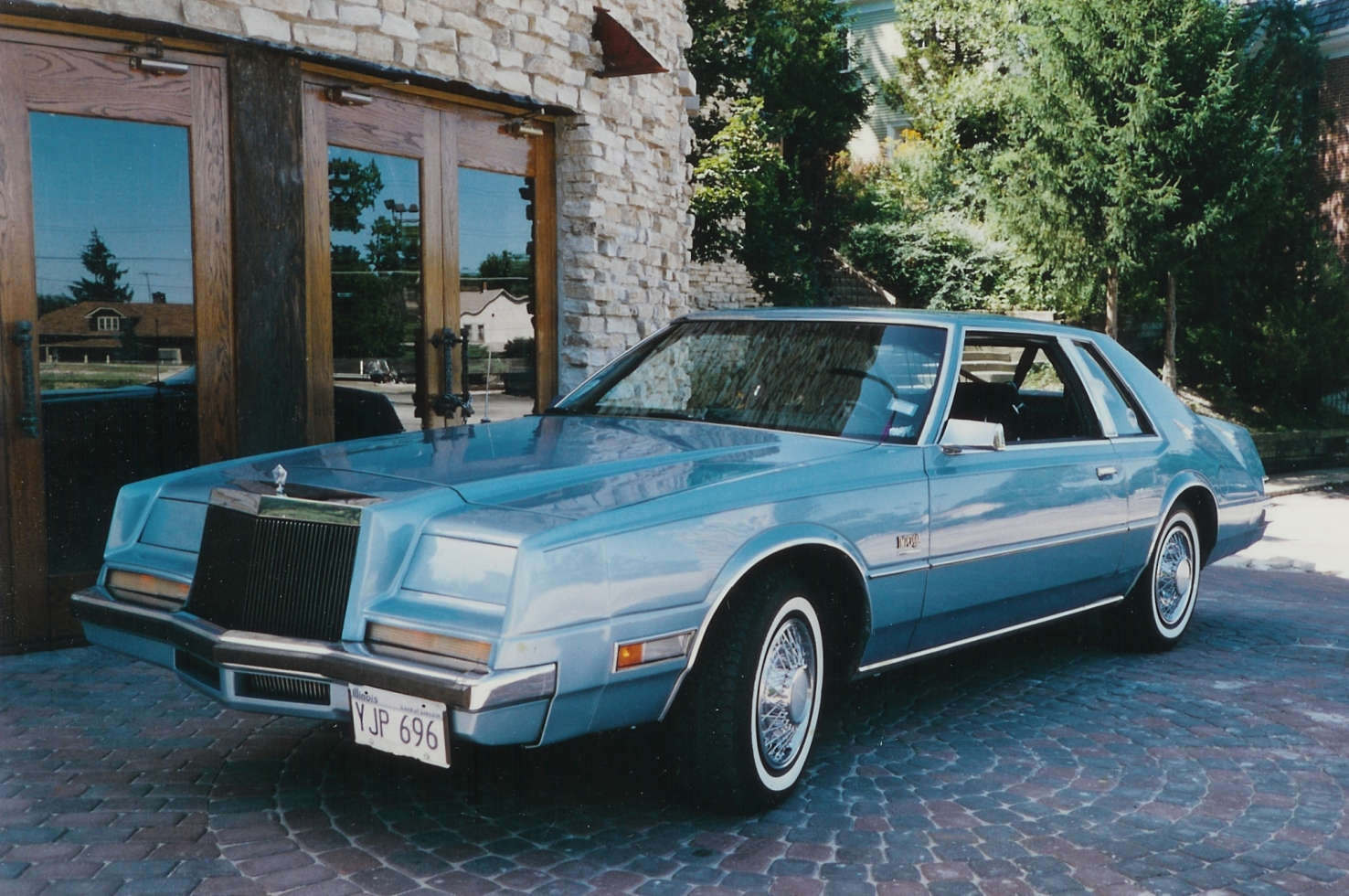 1981 Chrysler Imperial Information And Photos Momentcar