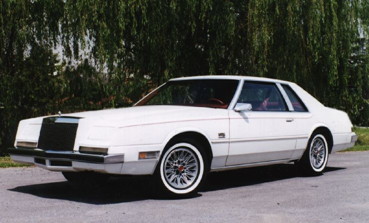 1981 Chrysler Imperial - Information and photos - MOMENTcar