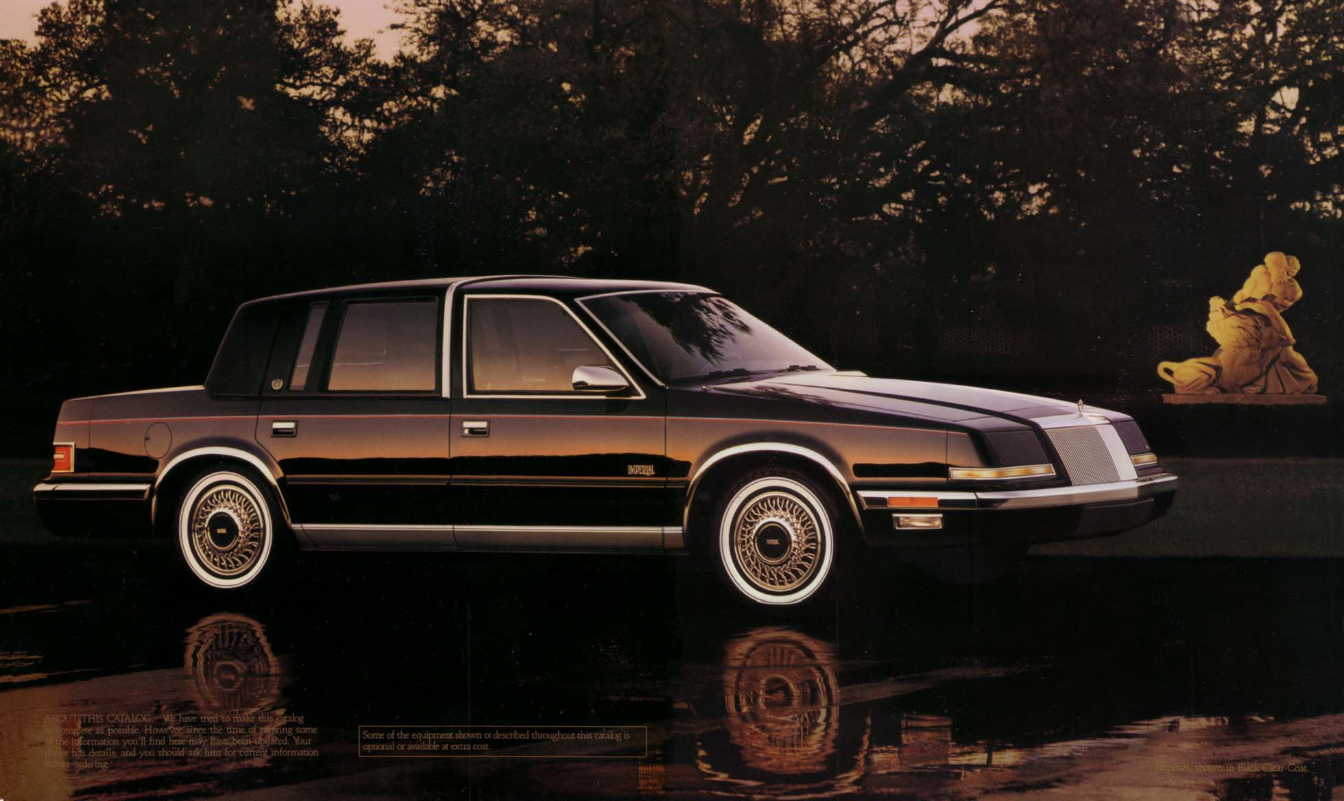 1990 Chrysler Imperial Information And Photos Momentcar