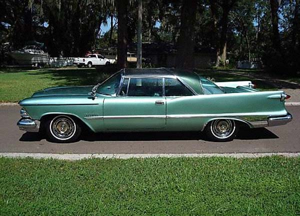 1959 Chrysler Imperial LeBaron - Information and photos ...