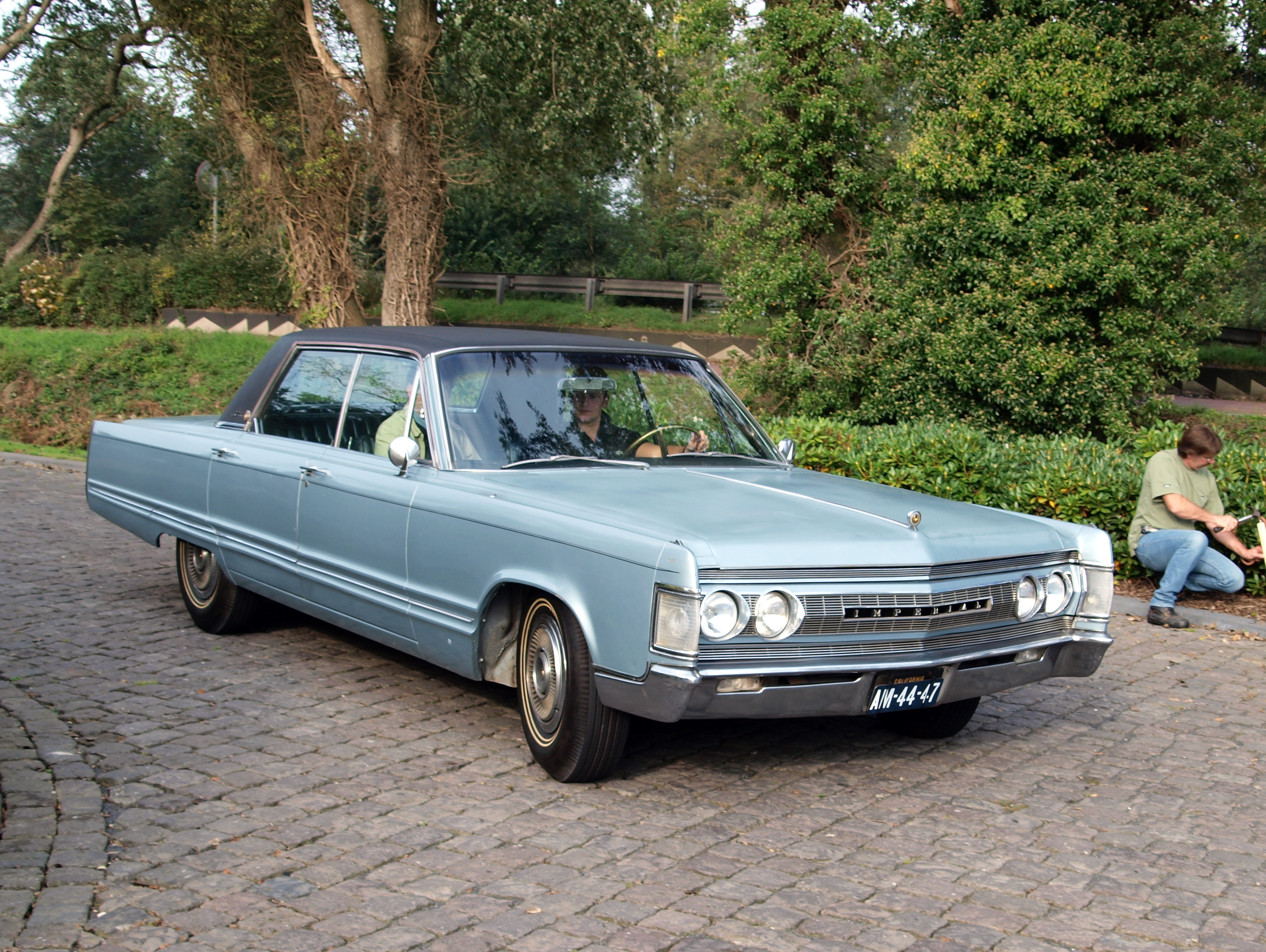 1965 Chrysler Imperial Lebaron Information And Photos