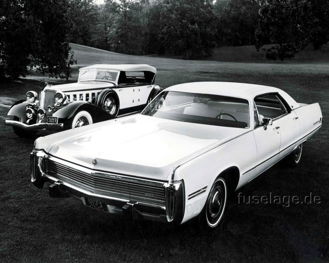 1973 Chrysler Imperial Lebaron Information And Photos