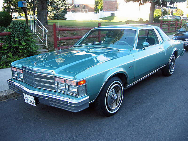 1979 Chrysler Lebaron Information And Photos Momentcar