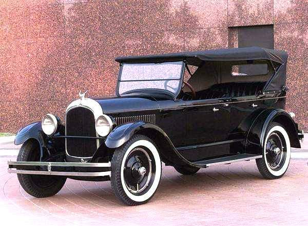 1924 Chrysler Model B 70 Information And Photos Momentcar